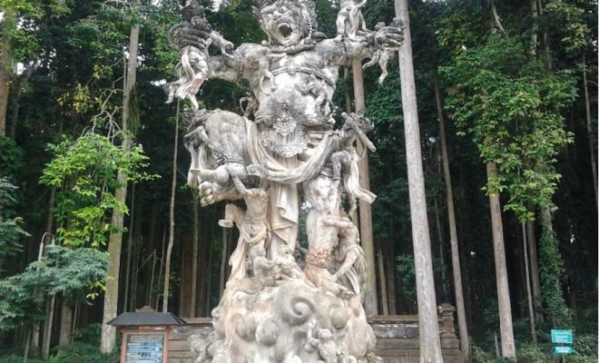 Sangeh Bali Temanliburan Com